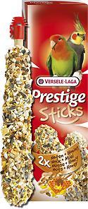 Stick Grandes Pericos Nueces/Miel 140g Versele Laga