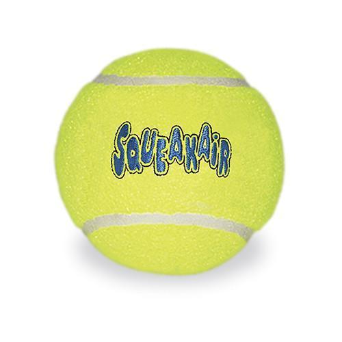 Air Kong Squeaker Tennis Ball(unidad), Kong