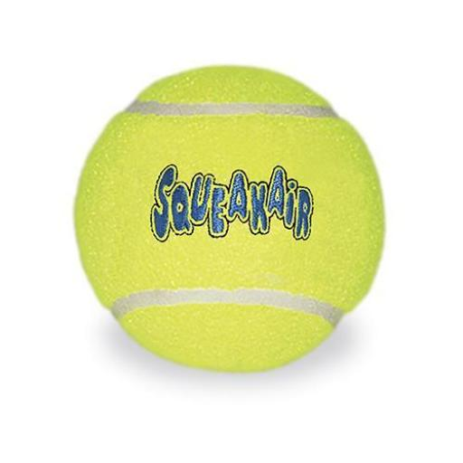 Air Kong Squeaker Tennis Ball(unidad), Kong