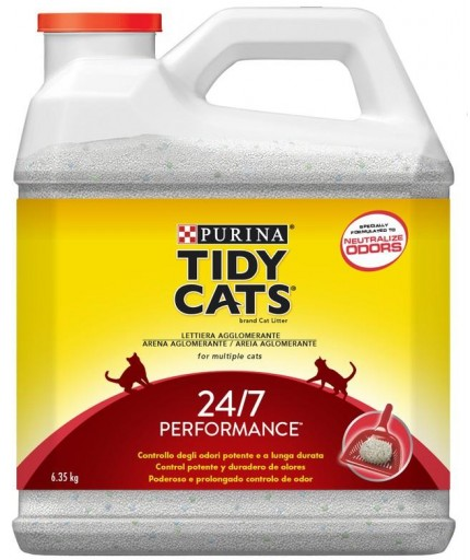 TIDY CATS DUAL POWER 6.35kg