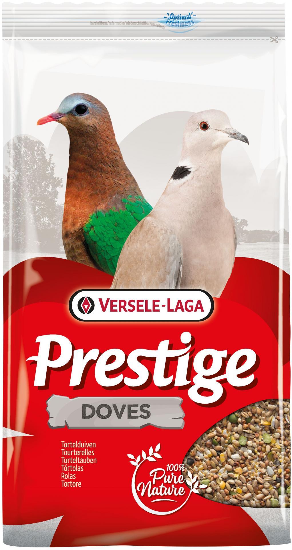 Tortolas Prestige 20kg Versele Laga