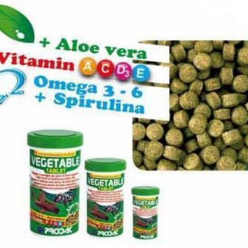 Vegetables Tablet Prodac