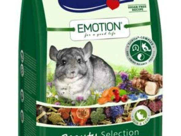COMIDA CHINCHILLA VITAKRAFT BEAUTY SELECTION ALL AGES 600gr