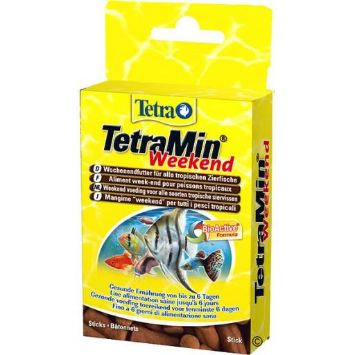 Tetramin weekens 20 sticks