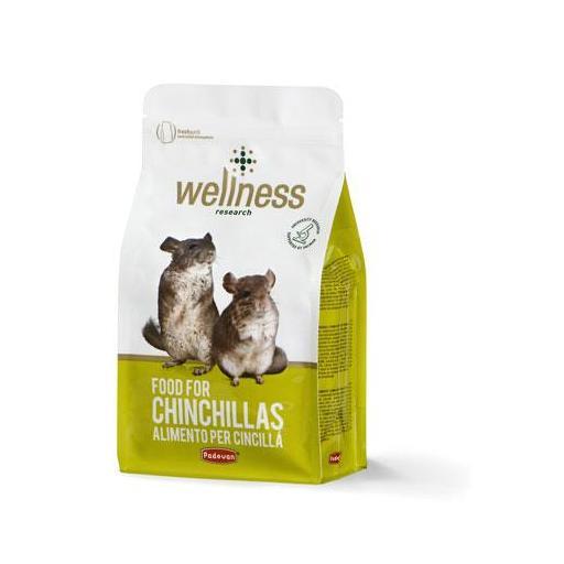 COMIDA WELLNESS CHINCHILLA 1KG - PADOVAN