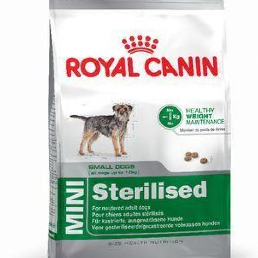 Royal Canin Mini Sterilised 2kg [0]