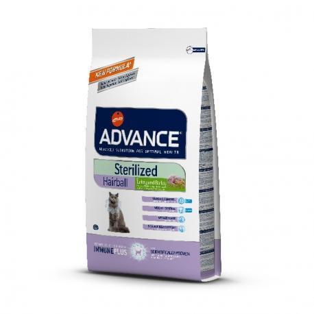 Advance Gato Sterilized Hairball
