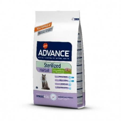 Advance Gato Sterilized Hairball