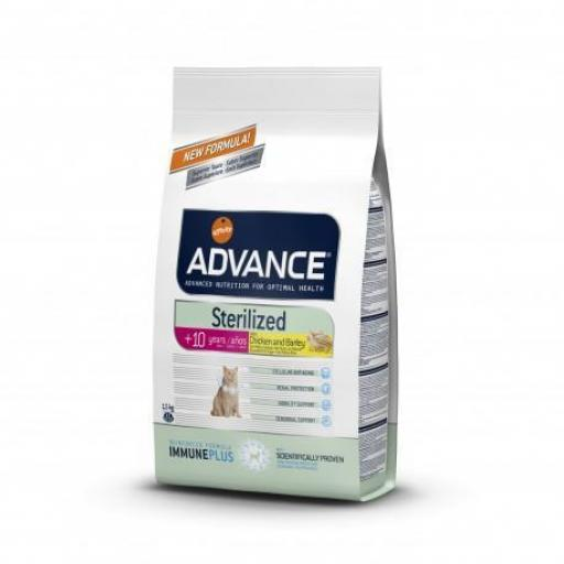 Advance Gato Senior Sterilized