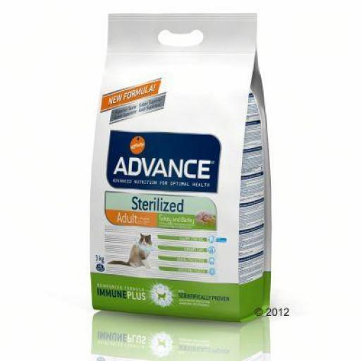Advance Gato Sterilized