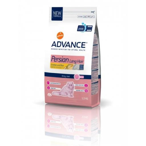 Advance gato Persian /L-Hair 1,5kg
