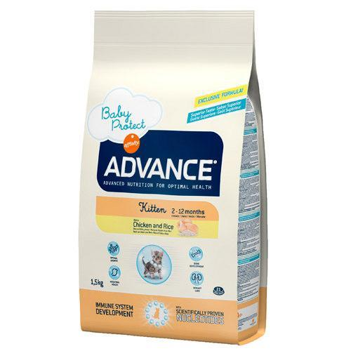 Advance Gato Kitten C&R