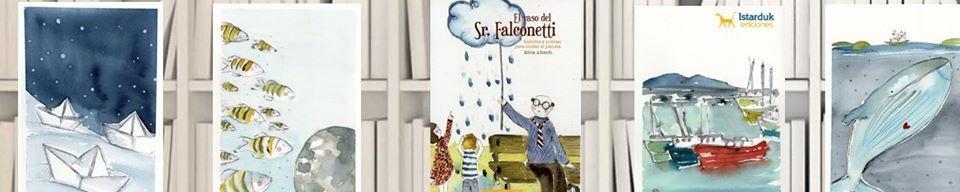 El vaso del Sr.Falconetti, un cuento sobre la importancia del agua