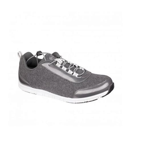 Zapatilla Wind step Two Gris Dr. Scholl
