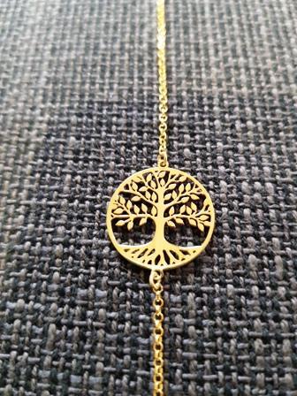 Pulsera árbol de la vida