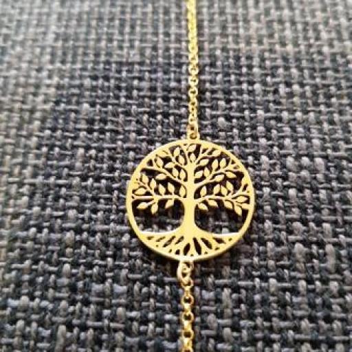 Pulsera árbol de la vida [0]