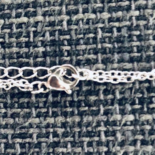 Collar doble de acero con cristales de colores [2]