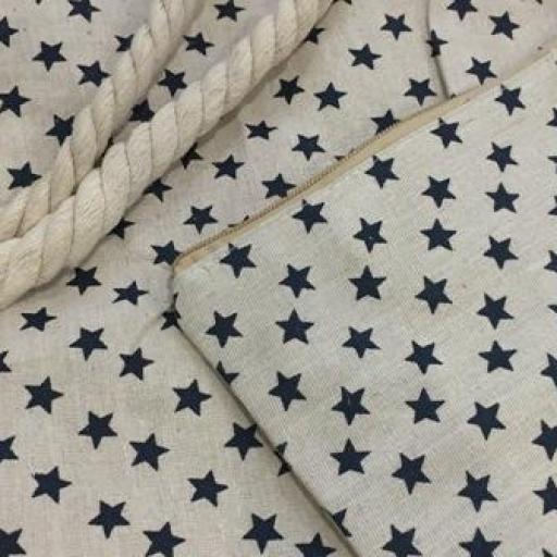 Bolsa de estrellas  color azul marino [1]