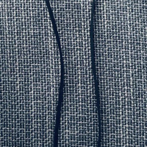 Colgante media luna antelina color negro [3]