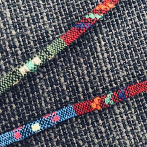 Cordón gafas plano en tonos multicolor [2]