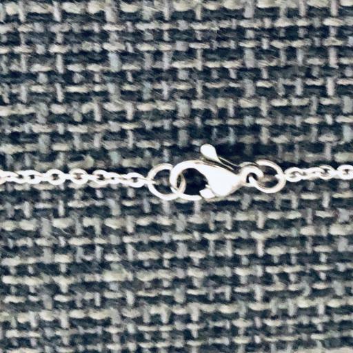 Conjunto de pendientes y collar circulares en acero plateado, rosado y dorado [2]