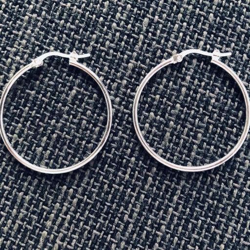 Aros de plata con cierre catalán 30mm [2]