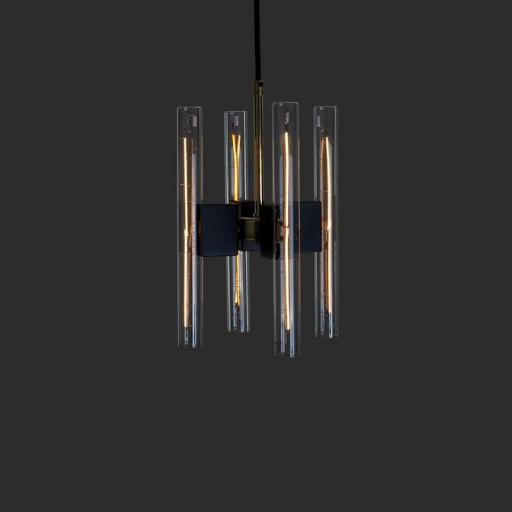 HFOUR Lamp with 4 units of Line 30 S Light Bulbs [1]