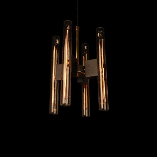 HFOUR Lamp with 4 units of Line 30 S Light Bulbs [0]
