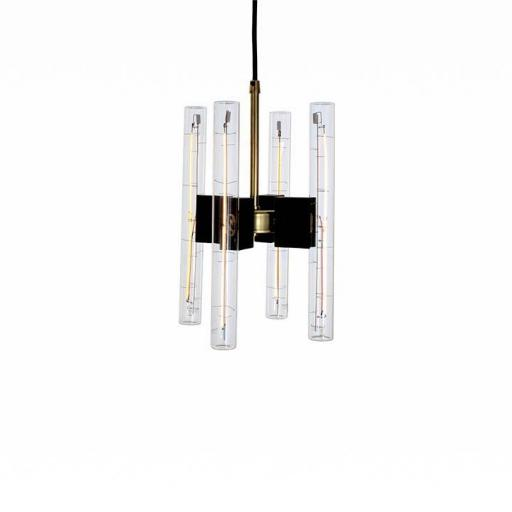 HFOUR Lamp with 4 units of Line 30 S Light Bulbs [2]