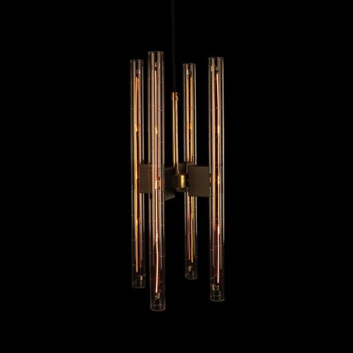 HFOUR Lamp with 4 units of Line 50 S Light Bulbs