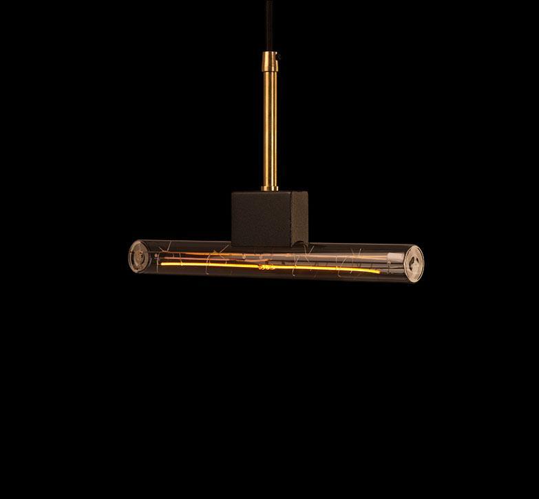 HONE Lamp with Line 30 S Light Bulb