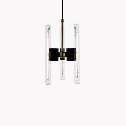 HTHREE Lamp with 3 units of Line 30 S Light Bulbs [2]