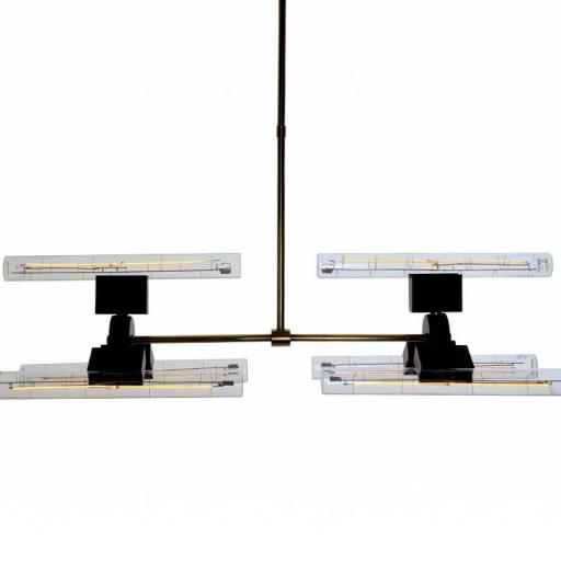HSIX Lamp with 6 units of Line 30 S Light Bulbs [2]