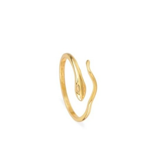 anillo fino serpiente