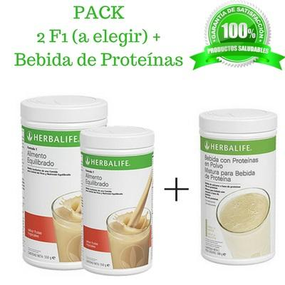 Pack Proteina