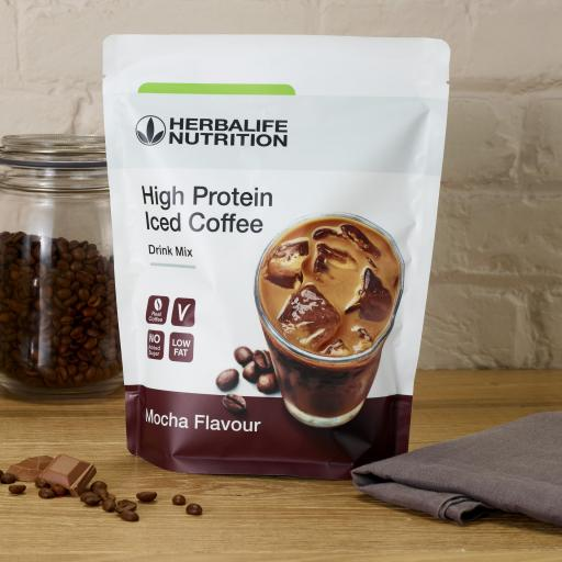 Protein Iced Coffee Mocha flavour