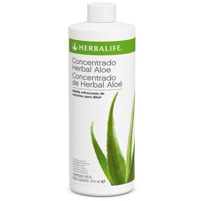 Herbal Aloe Concentrado