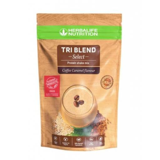 Tri Blend Select Coffee Caramel