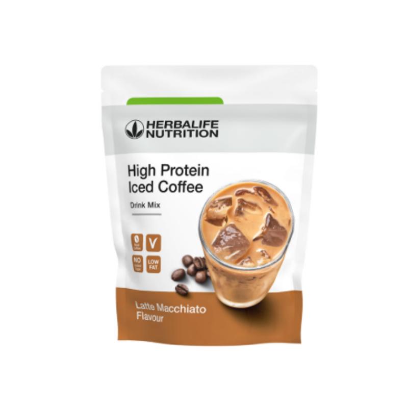 Protein Iced Coffee Latte Macchiato 308 gr.