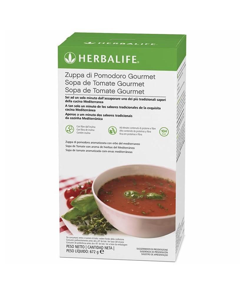 Sopa de Tomate Gourmet