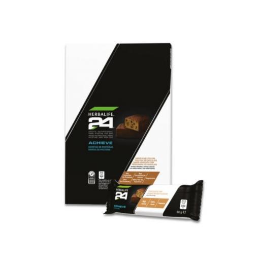 Barritas de proteínas Achieve H24 Galleta con trocitos de chocolate