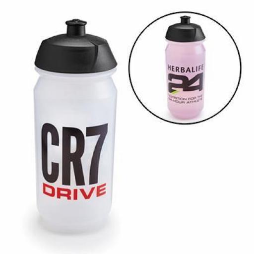 Botella CR/ Drive Transparente [0]