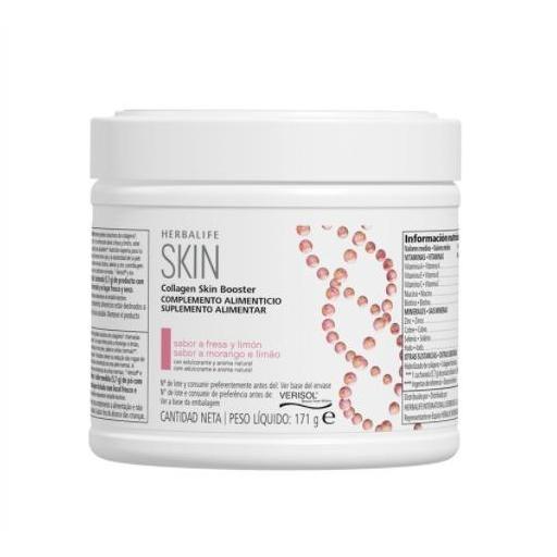 Collagen Skin Booster fresa y Limón 171 gr.