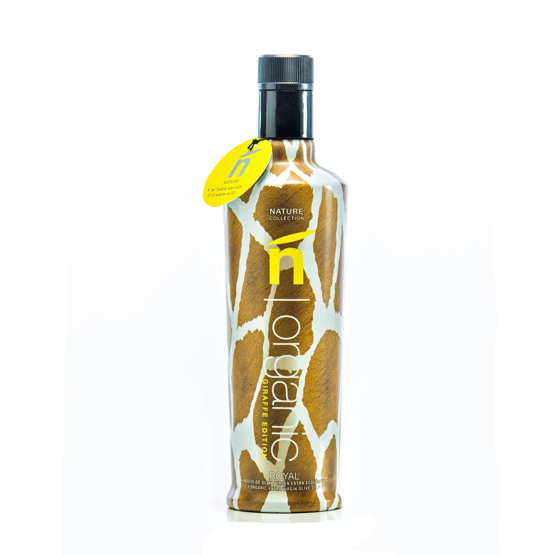 Aceite de Oliva Virgen Extra Ñ Organic NATURE