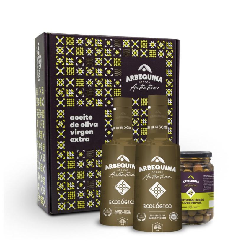 Aove Arbequina Ecológico Pack