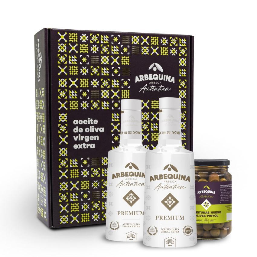 Aove Arbequina Premium Pack