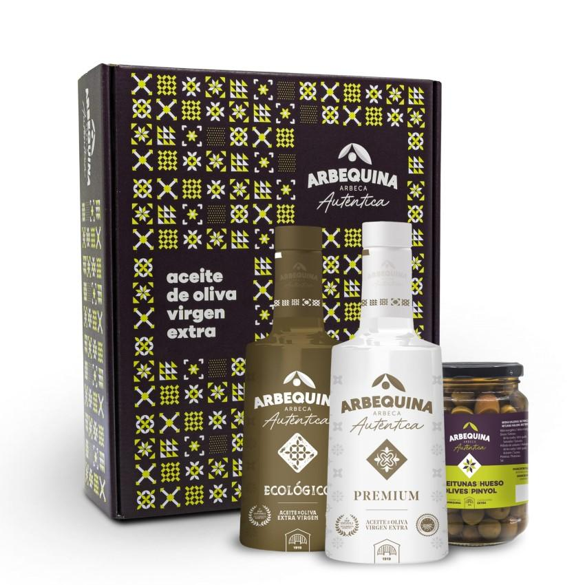 Aove Arbequina Premium + Ecologico