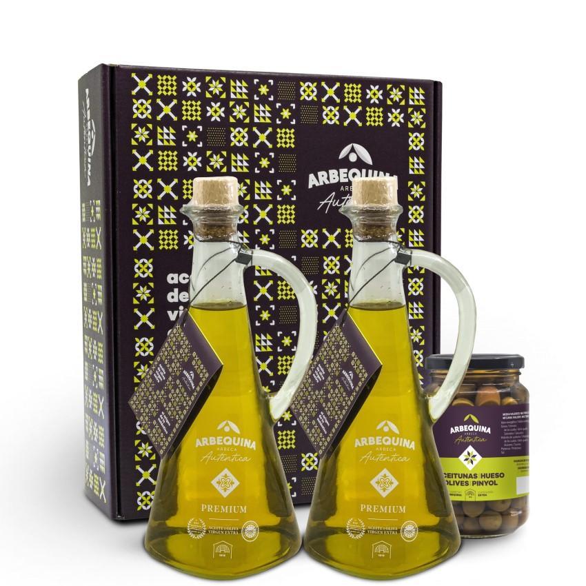 Aove Arbequina Premium Aceitera