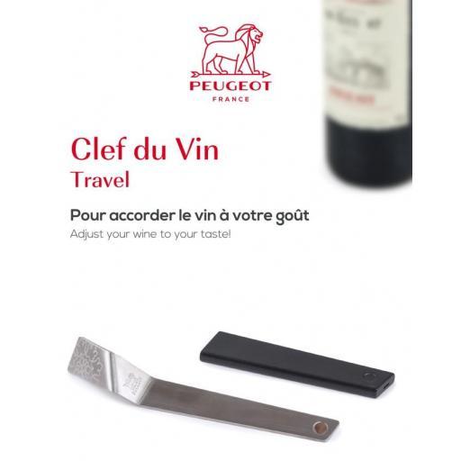 La clef du vin