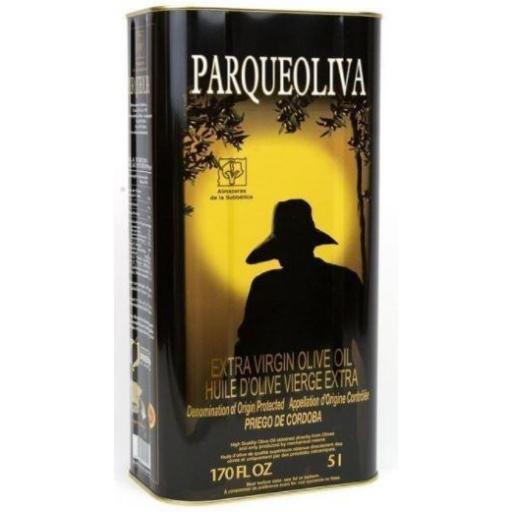 Aceite de oliva Parqueoliva [1]